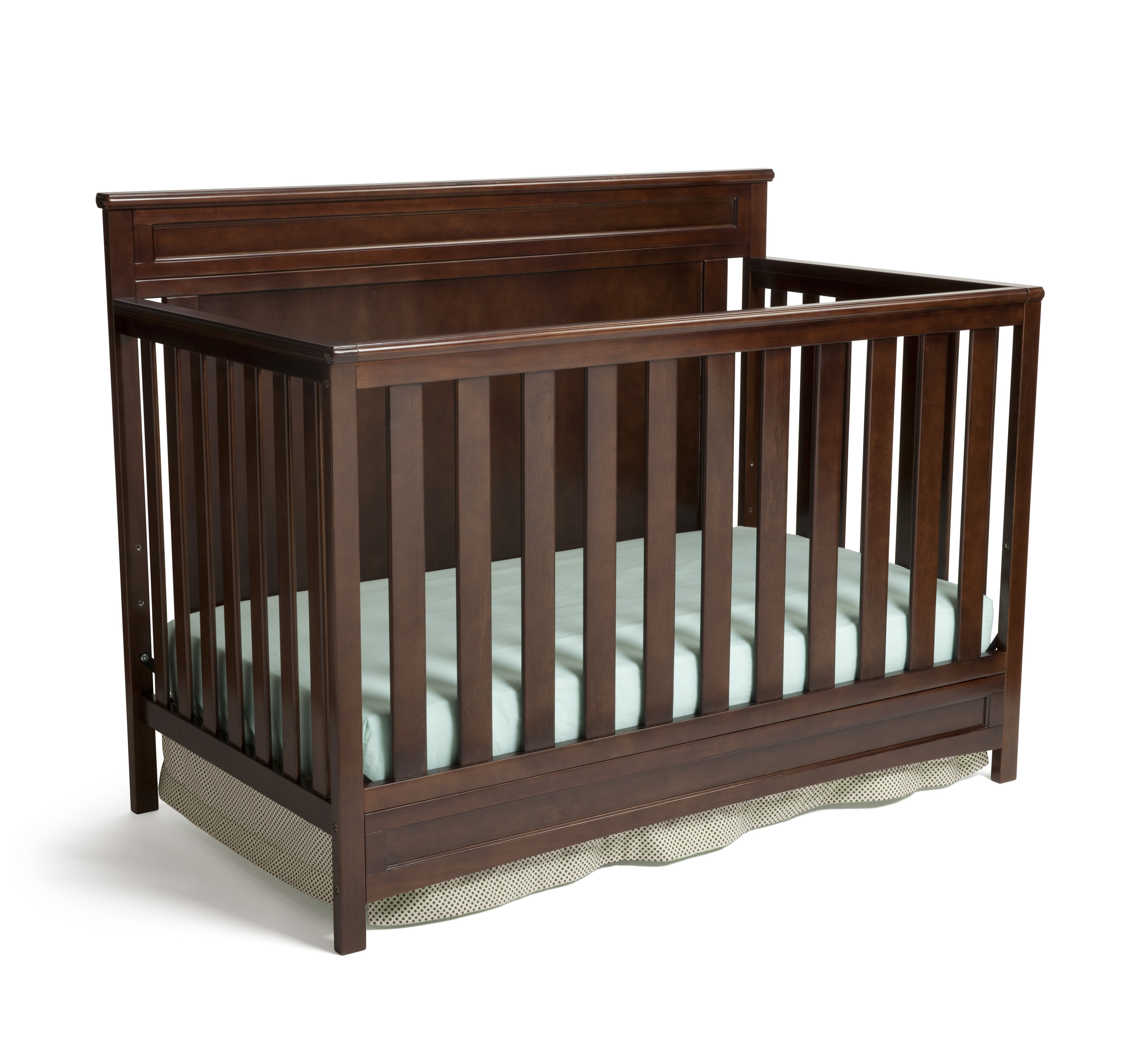 Delta Children Princeton 4-in-1 Convertible Crib, (Choose Your Finish)