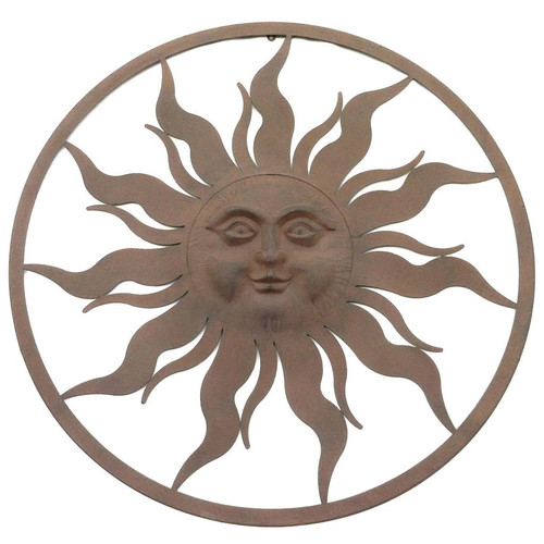 Very Cool Stuff Sun Wall Decor