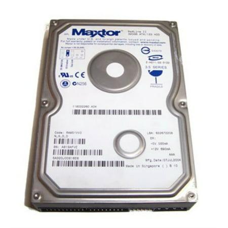 Maxtor 4G160j8 160Gb 5400Rpm Ide 3 5In Hard Drive