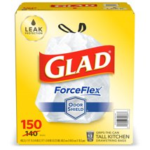 Glad ForceFlexPlus
