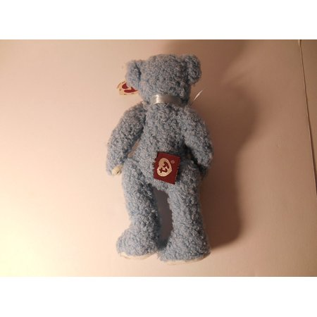 Official Treasures (- Bluebeary the Blue Teddy Bear, Official product from Ty Attic Treasures Collection By Ty Attic Treasures )