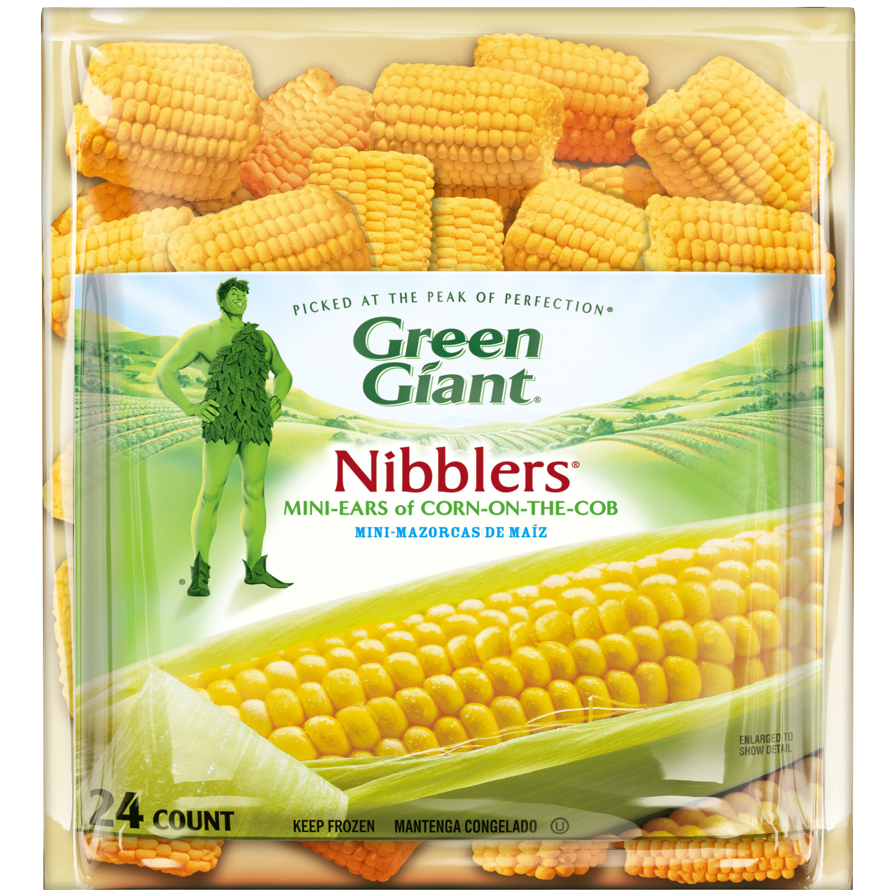 Green Giant® Nibblers® Corn-on-the-Cob 24 ct. Pack