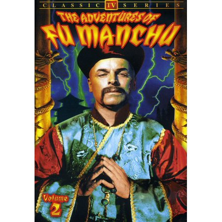 The Adventures of Dr. Fu Manchu: Volume 2 (DVD)