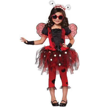 Lovely Ladybug Child Costume](Ladybugs Costumes)