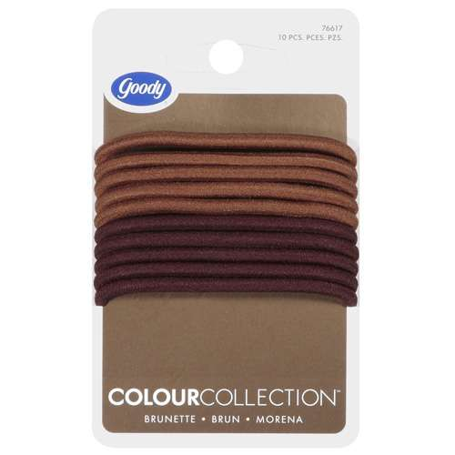Goody Colour Collection Browns Pony Holder