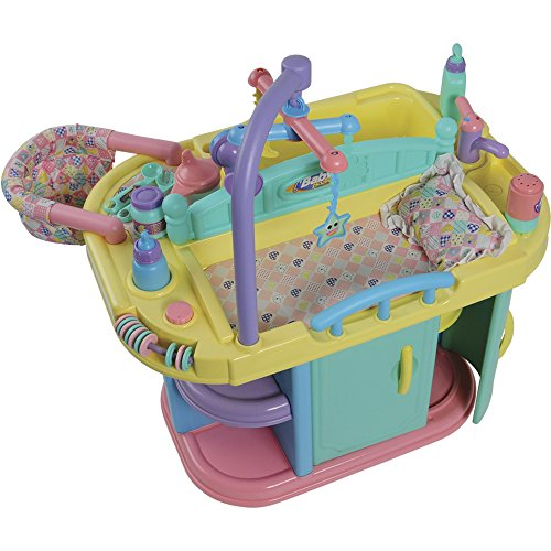 Constructive Playthings CP Toys Baby Doll Changing Table ...
