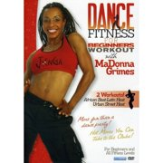 Dance Fitness For Beginners With MaDonna Grimes: Urban Street Heat   African Beat Latin Heat by BAYVIEW ENTERTAINMENT