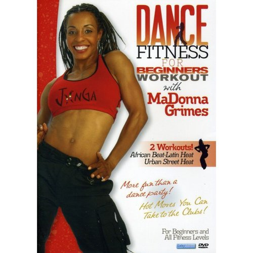 Dance Fitness For Beginners With MaDonna Grimes: Urban Street Heat / African Beat Latin Heat