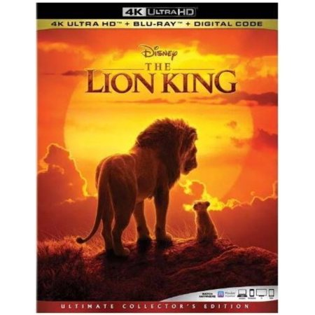 The Lion King (2019) (4K Ultra HD + Blu-ray) ()