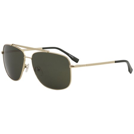Lacoste Men's L188S L/188/S 714 Gold Fashion Pilot Sunglasses