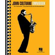 John Coltrane Omnibook: For E-Flat Instruments (Paperback)
