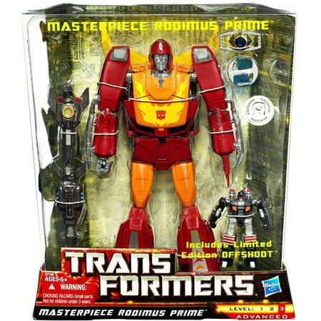 Transformers Universe Masterpiece Rodimus Prime Action Figure