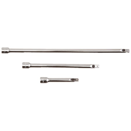 Craftsman 3 Piece Quick Release Extension Bar Set, 1/4 Inch Drive, -