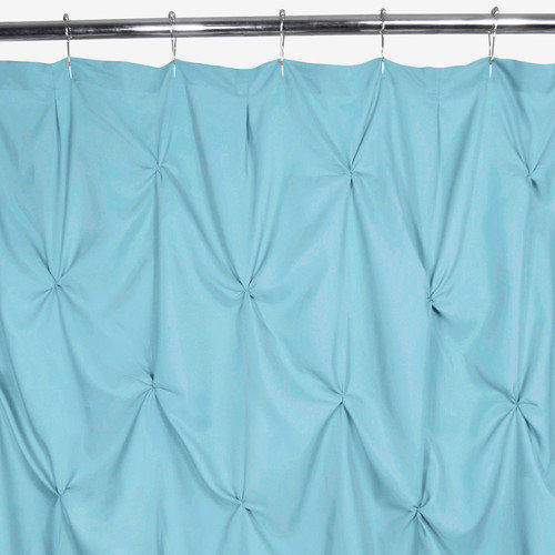 Watershed Watershed Pouf Shower Curtain