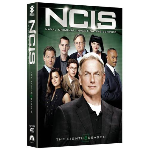 NCIS-8TH SEASON (DVD/6 DISCS)