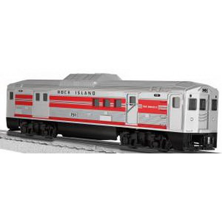Lionel 6-35497 Rock Island Non-Powered Combination Car