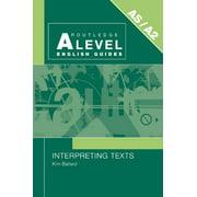Interpreting Texts - eBook