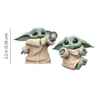 Star Wars The Bounty Collection The Child Collectible Toys ?Baby Yoda? Don?t Leave, Ball Toy Figure 2-Pack, Ages 4 and Up