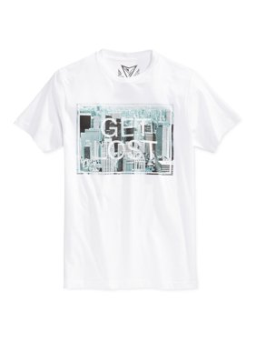 2ea8cfab Product Image Univibe Mens Get Lost Graphic T-Shirt