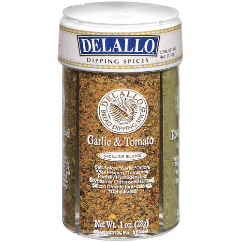 DeLallo Dipping Spices, 4 oz