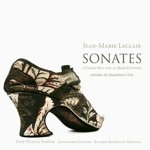 Sonatas: Extracs From The Fourth Book