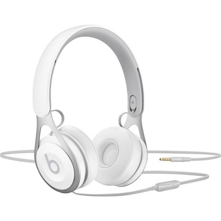 Refurbished Beats by Dr. Dre EP White Over Ear Headphones