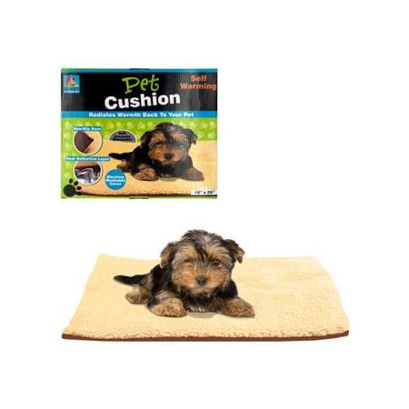 Bulk Buys Self Warming Pet Cushion, Case of 2 ()
