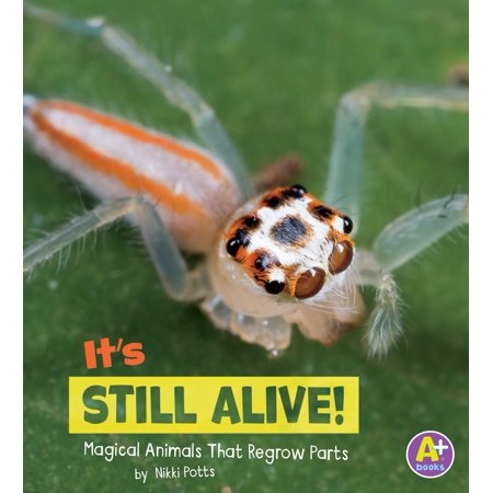 Magical Animals: It's Still Alive!: Magical Animals That Regrow Parts (Extinct Animals That May Still Be Alive)