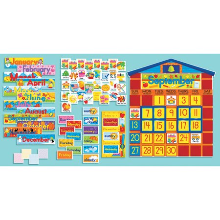 All-in-One Schoolhouse Calendar