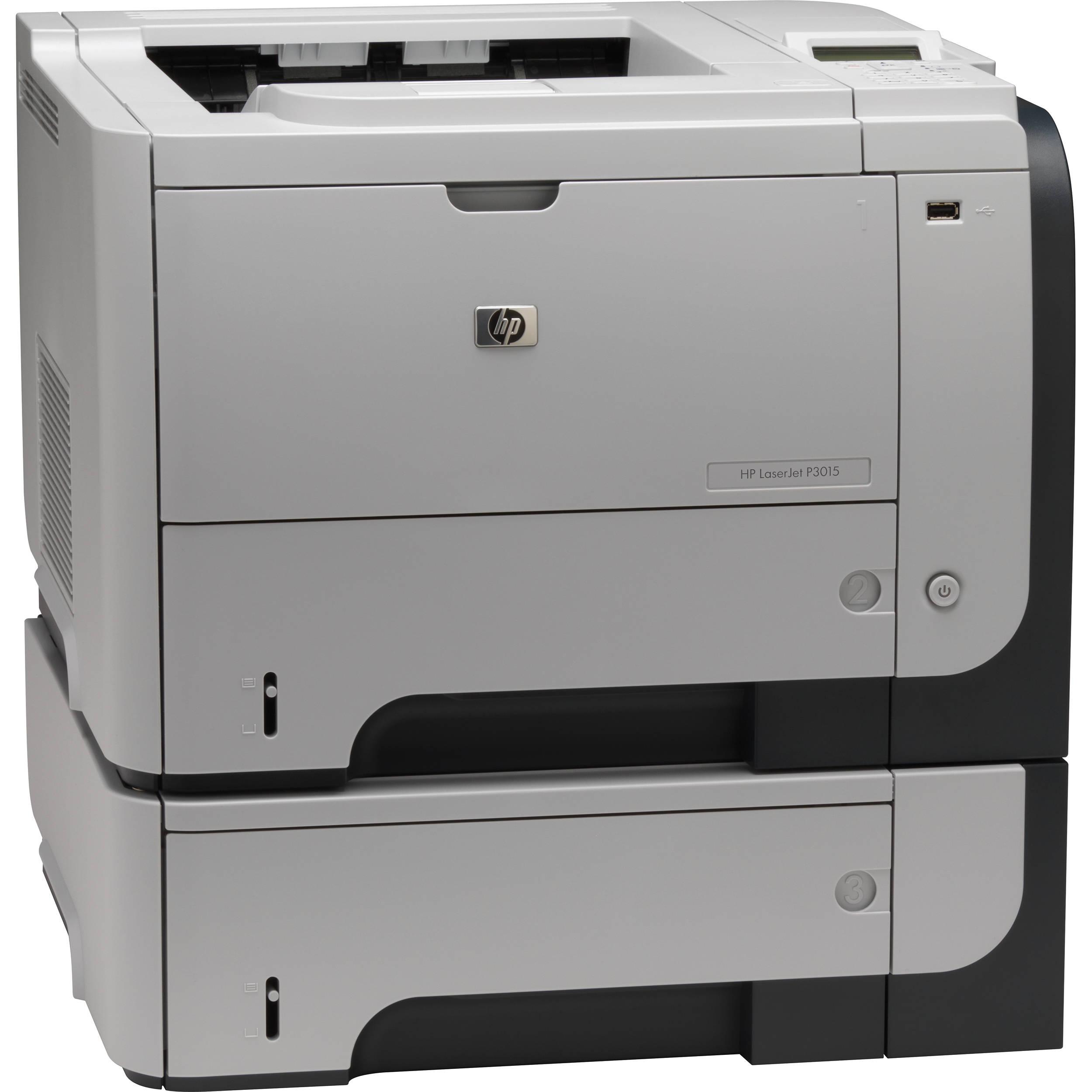 AIM Refurbish - LaserJet Enterprise P3015X Laser Printer (AIMCE529A)