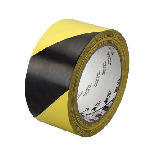 3m Hazard Marking Vinyl Tape 766 - 021200-43181 SEPTLS40502120043181