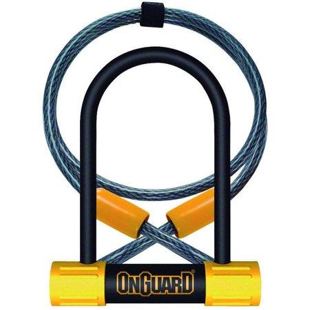 Onguard Bulldog Dt U-lock - ONGUARD Bulldog Medium DT U-Lock