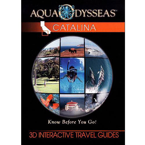 Catalina-3D Interactive Travel Guide [DVD]