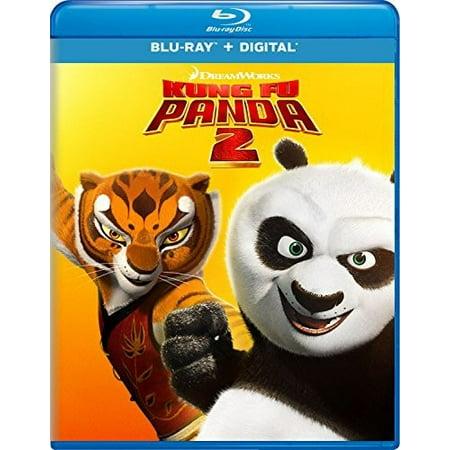 Kung Fu Panda 2 (Blu-ray + Digital Copy)