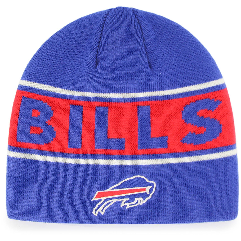 NFL Buffalo Bills Bonneville Knit Beanie by Fan Favorite