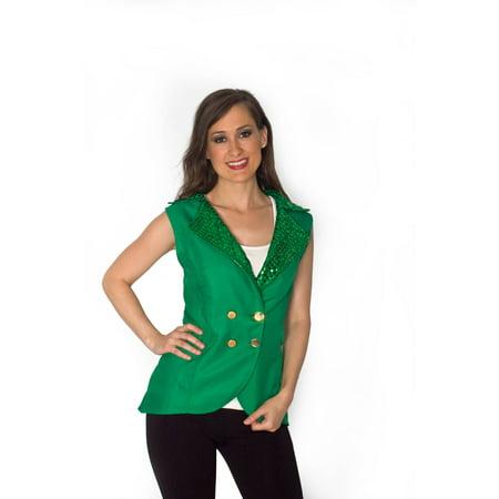 Sunnywood Women's St. Patrick's Day Vest