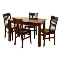 Safsil Seating 5 Piece Jacob Dining Set