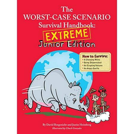 The Worst Case Scenario Survival Handbook - Extreme Junior