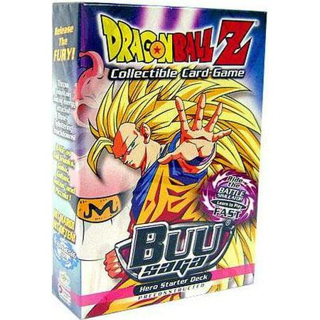 Dragon Ball Buu Saga Buu Saga Starter Deck Hero