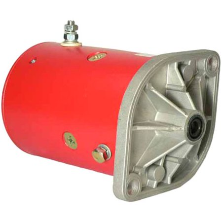 DB Electrical LPL0004 New Snow Plow Motor for Western & Fisher Snow Plow Applications, 46-2473 46-2584 46-3618, Mkw4009 1981-Up 1306415 M4-3499-00 A5819AM 430-22003 10712 10725 AMT0305 AMT0601