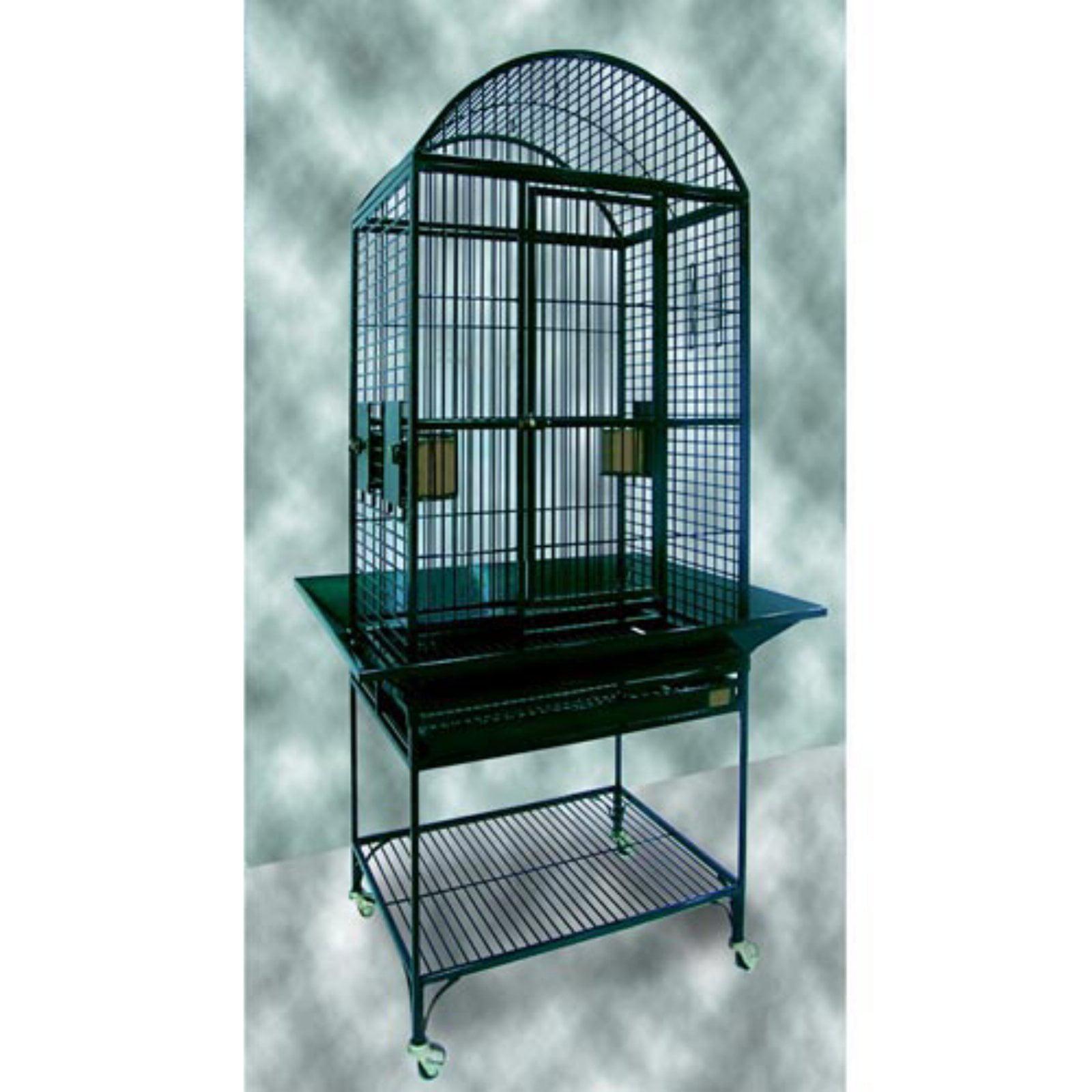 Avian Adventures Nina Dometop Bird Cage Walmart Com Walmart Com