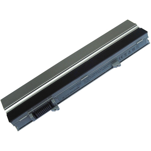 Laptop Battery Pros Replacement Battery for Dell Laptops, Gray