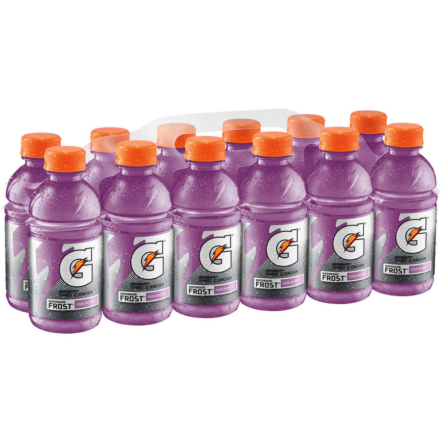 Gatorade G Frost Rain Berry Thirst Quencher Sports Drink, 12 fl oz, 12 pack