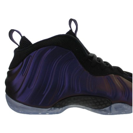 c5ab6b422c08 NIKE - Mens Nike Air Foamposite One Eggplant Black Varsity Purple 314996-008  - Walmart.com