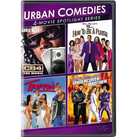 Urban Comedies 4-Movies Spotlight Collection