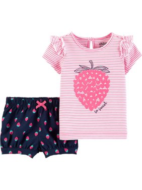 b4222dd068c6 Product Image Short Sleeve T-Shirt and Shorts Outfit