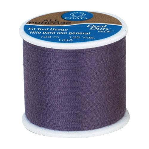 Coats & Clark All Purpose Thread, 135 yds, Indigo Ink