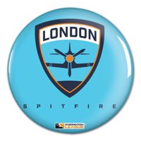 "London Spitfire WinCraft Team Logo 3"" Button Pin"