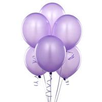 "100 pcs 12"" Purple Colour Latex Balloons Party Decorations Birthday celebrations"