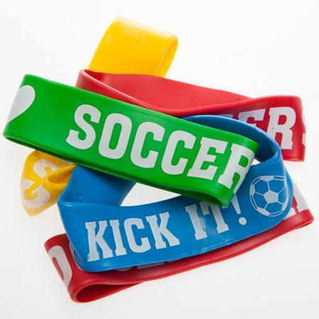 Jumbo Soccer Bracelets - Soccer Bracelet